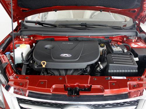 奇瑞汽车  1.6DVVT CVT