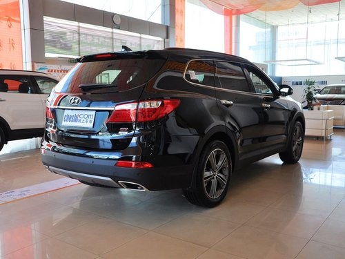 进口现代格锐全系优惠6000元 现车销售