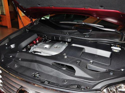 雷克萨斯  270 2.7L 自动 发动机主体特写