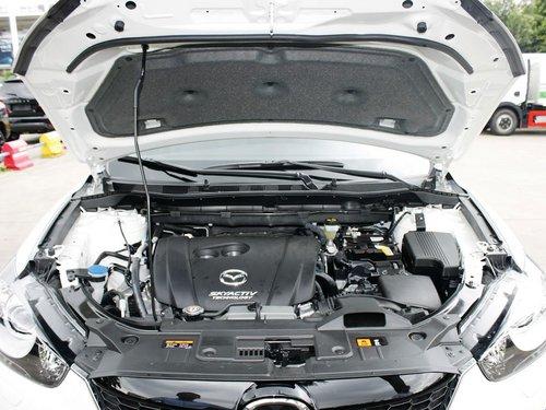长安马自达  2.0L 自动 车辆发动机舱整体