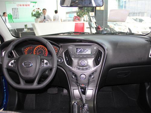 广汽  1.6L 自动 中控台整体