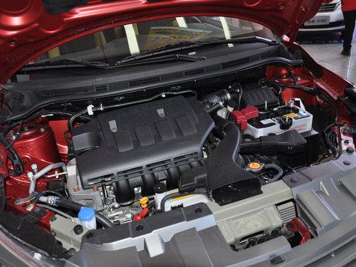 东风日产-启辰  1.6L 发动机主体特写