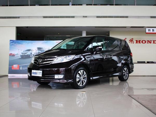 东风本田  2.4L 自动 车辆左前45度视角