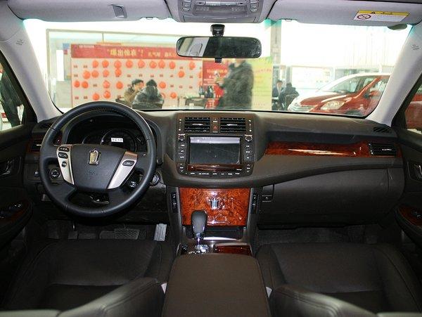 一汽丰田  2.5L 自动 中控台整体