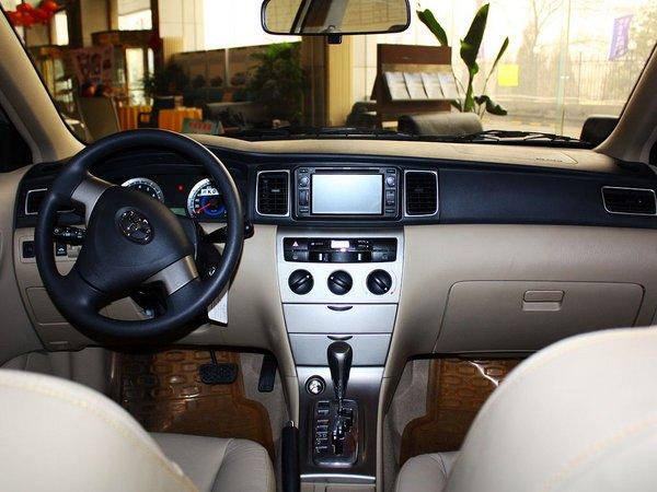 一汽丰田  1.6L 自动 中控台整体