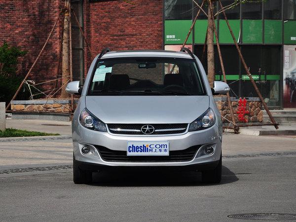 江淮汽车  1.8L 手动 车头正面视角