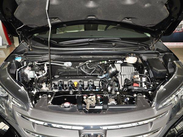 东风本田  2.0L 自动 发动机标识