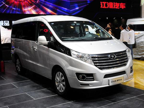江淮汽车  2.0L 自动