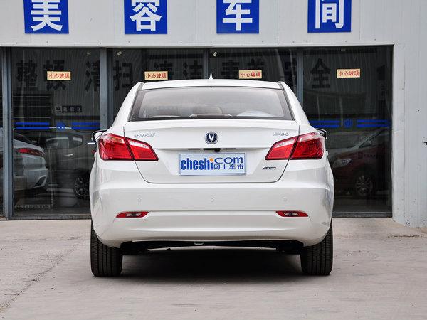 长安乘用车  1.6L 自动 车辆正后方尾部视角
