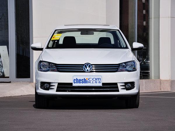 一汽-大众  1.6L 自动 车头正面视角