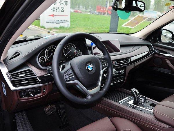 宝马(进口)  xDrive35i 3.0T 自动 中控台左侧