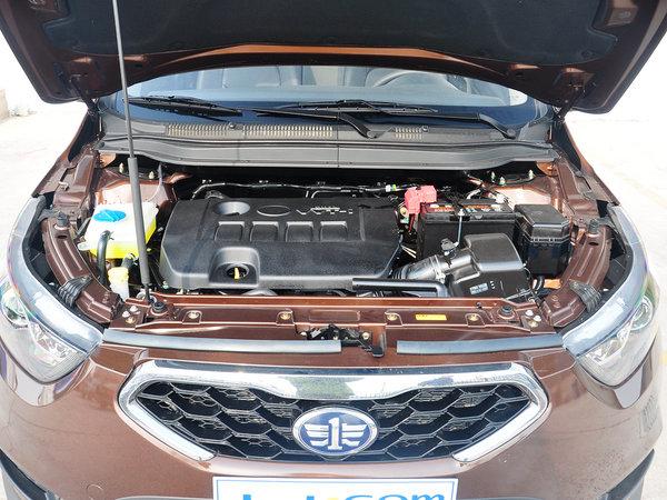 天津一汽  1.8L 自动 发动机标识