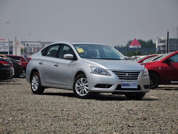 东风日产  1.6LXV CVT 车辆右侧45度角