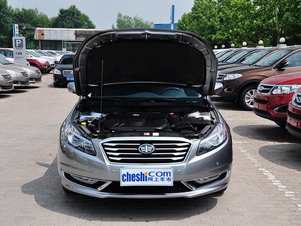 一汽奔腾  1.8T 自动 车辆发动机舱整体