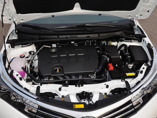 一汽丰田  1.6L CVT
