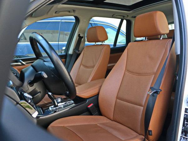 宝马(进口)  xDrive28i 前排座椅