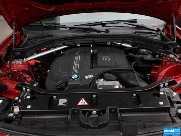 宝马(进口)  xDrive35i 发动机标识