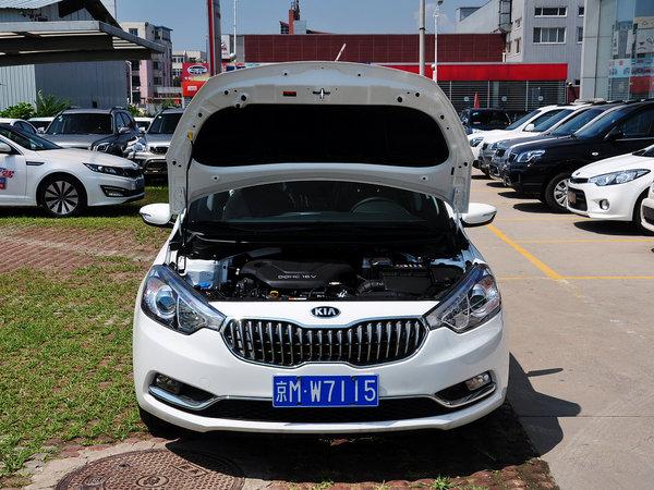 东风悦达起亚  1.6L 自动 车辆发动机舱整体