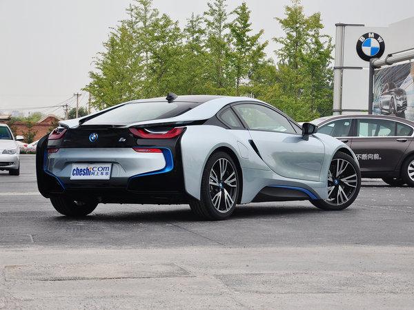 BMW i  1.5T 自动 右后正45度