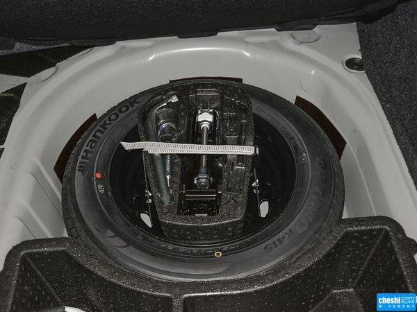一汽-大众  1.6L 自动 备胎整体