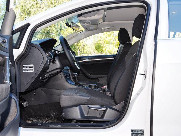 一汽-大众  1.4TSI 自动 驾驶席座椅正视图