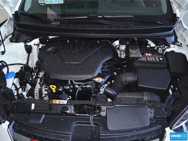 北京现代  1.6L 自动 发动机标识