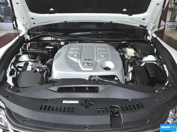 一汽丰田  2.5L 自动 钥匙特写