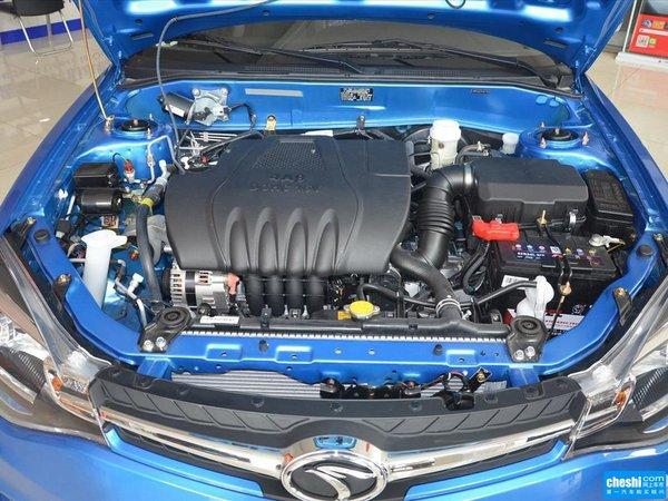 东南汽车  1.5L 手动 发动机标识