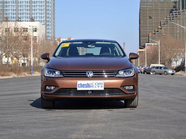上海大众  330TSI DSG 车头正面视角