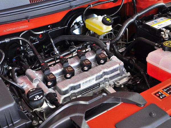 雪佛兰  赛欧3 1.5L 手动 发动机