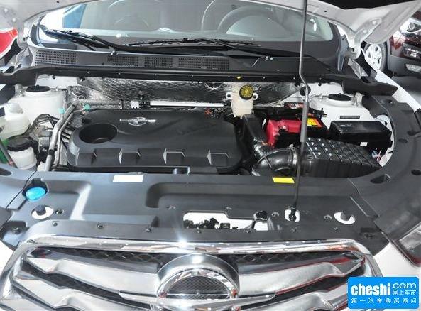 海马郑州  1.6L 手动 发动机局部特写
