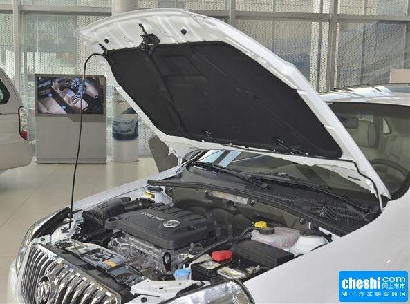 别克  1.5L 自动 车辆发动机舱整体