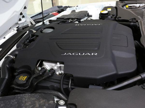 捷豹  3.0T 发动机