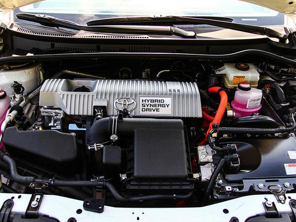 一汽丰田  双擎 1.8L