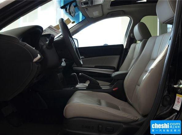 广汽本田  2.4L 副驾驶座椅正视图