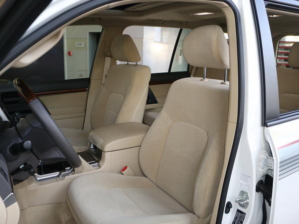 丰田(进口)  4.0L 前排座椅