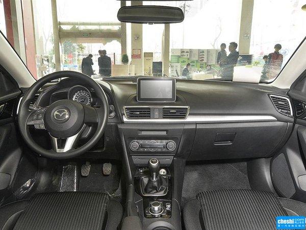 长安马自达  三厢1.5L 中控台整体