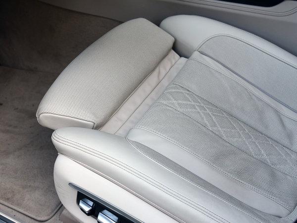 宝马(进口)  730Li 驾驶席坐垫特写