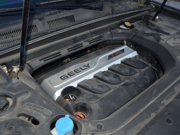 吉利汽车  1.8TD 发动机
