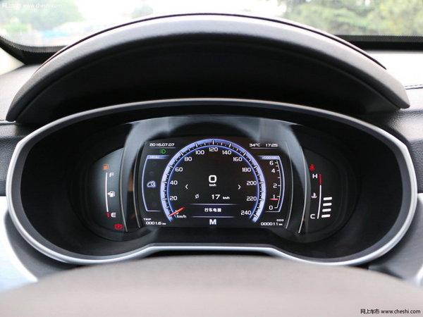 吉利汽车  1.8TD 仪表盘