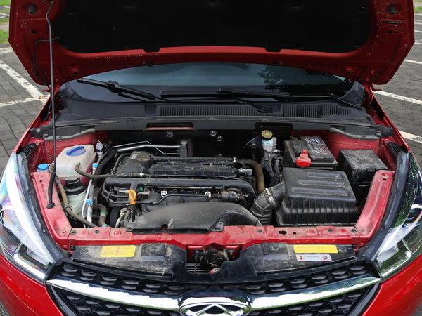奇瑞汽车  1.5L 发动机舱