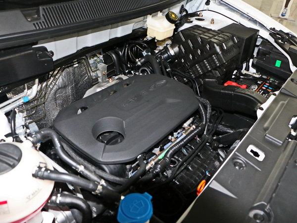 奇瑞汽车  1.5T 发动机