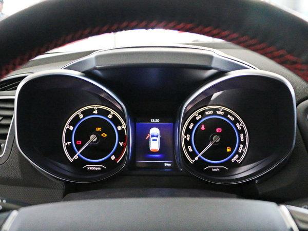 奇瑞汽车  1.5T 仪表盘