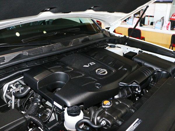 日产(进口)  5.6L 发动机