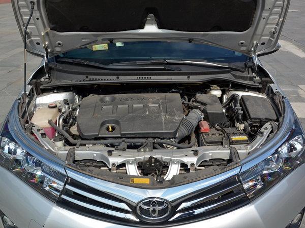 一汽丰田  1.6L 发动机舱