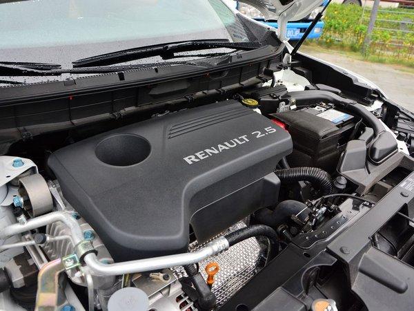 东风雷诺  2.5L 发动机