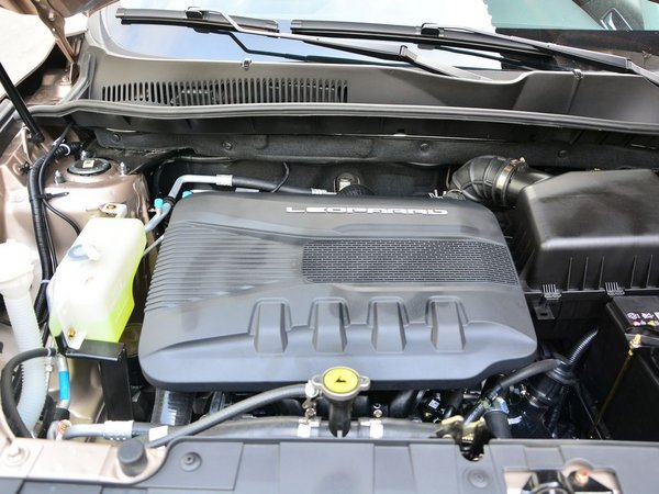 猎豹汽车  1.5T