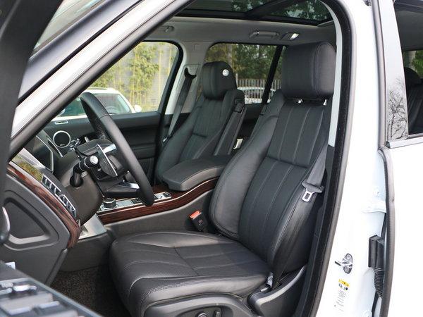 路虎  3.0 V6 SC 前排座椅
