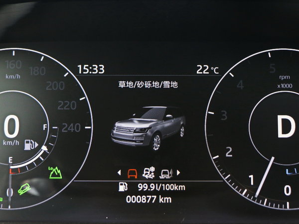 路虎  3.0 V6 SC