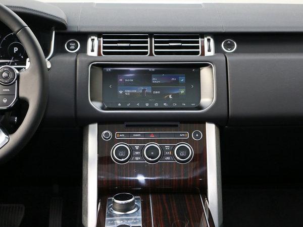 路虎  3.0 V6 SC 中控台